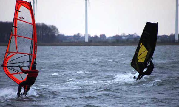 Die Windsurf-Privatstunde