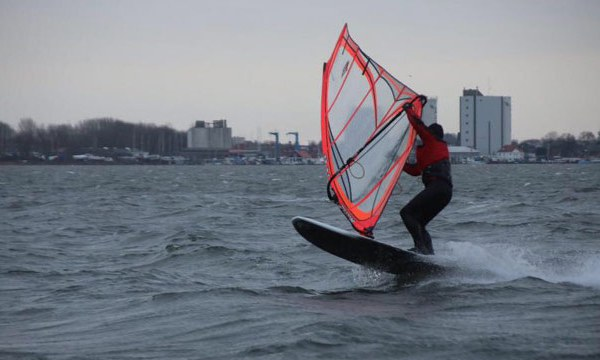 Der Windsurf-Intensiv-Kurs