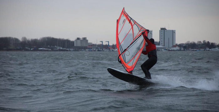 Der Windsurf-Level-Kurs