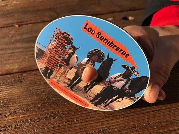 Los Sombreros, Viva la revolucion, Viva la isla Fehmarn