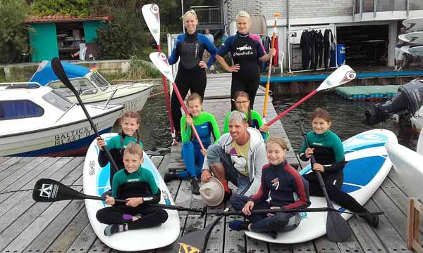 Der SUP-Safety-Card-Kurs